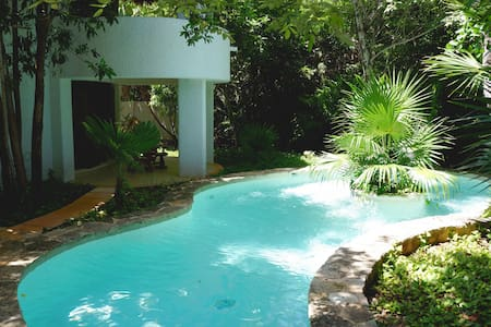 CASTELLI JUNGLE VILLA WITH PRIVATE POOL - Punta Maroma