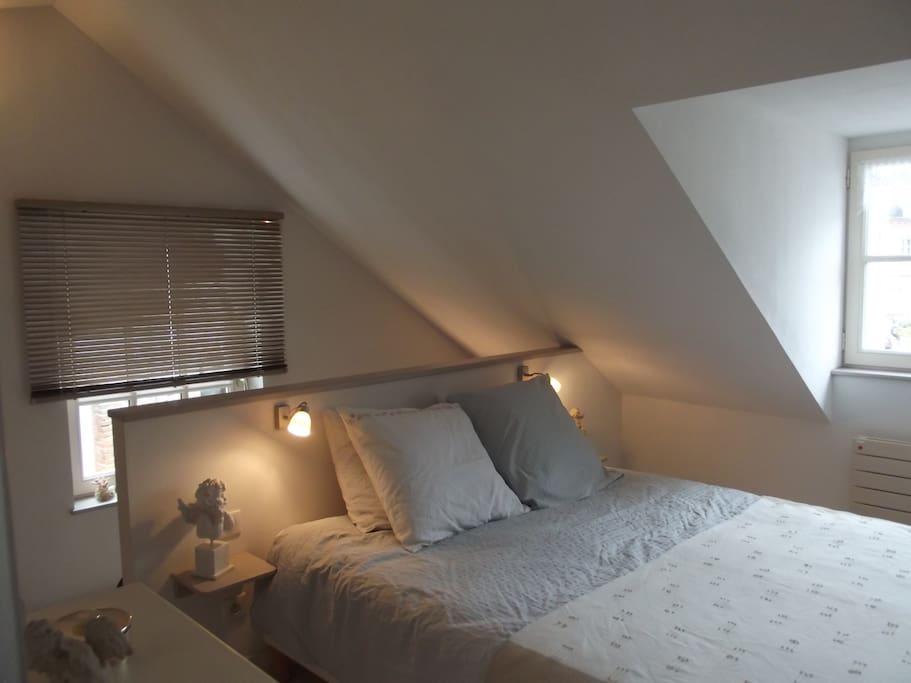 Lit confortable (160x200)