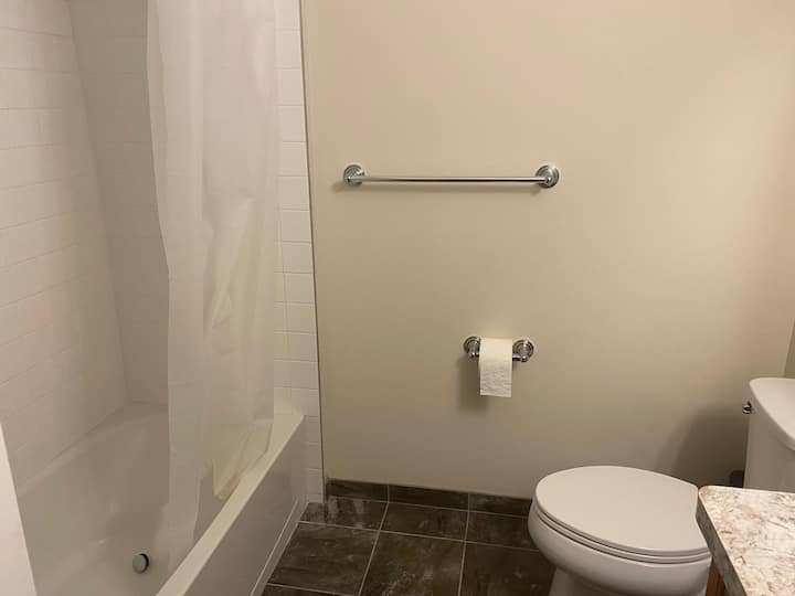 Spacious private bedroom and bath in Southfield