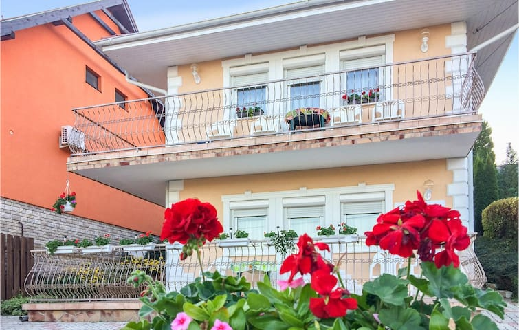 Holiday apartment with 1 bedroom on 50m² in Zalakaros