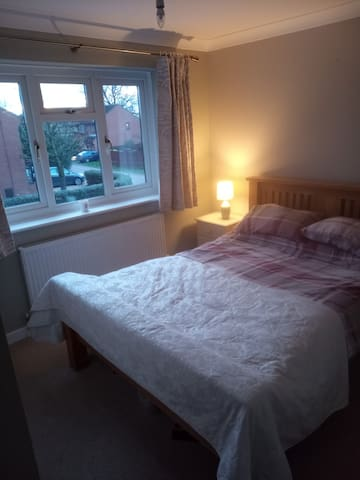 Cosy Double room, in the Mid Devon Countryside