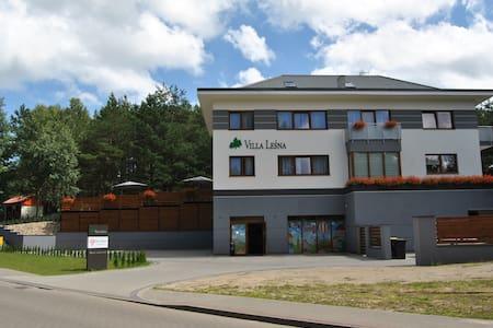 Villa Leśna apartamenty - pucki