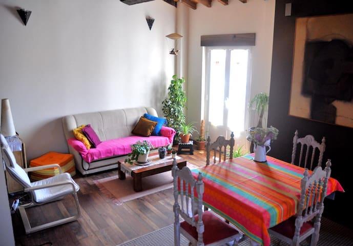 Apartamento en el centro histórico - Pamplona - Daire