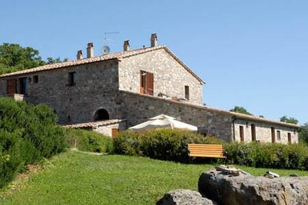 Rooms in the heart of Tuscany - Radicofani