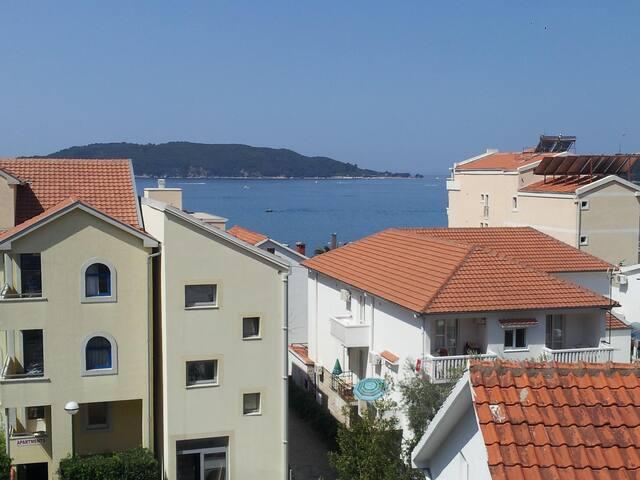 Rafailovici SEA VIEW Apartment - Rafailovići - Flat