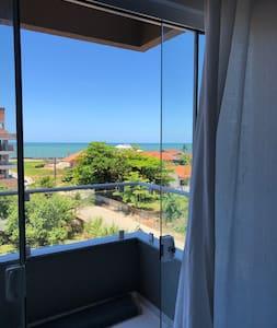Apartamento Com vista para o mar! ❤️ Wi-Fi, Netflix
