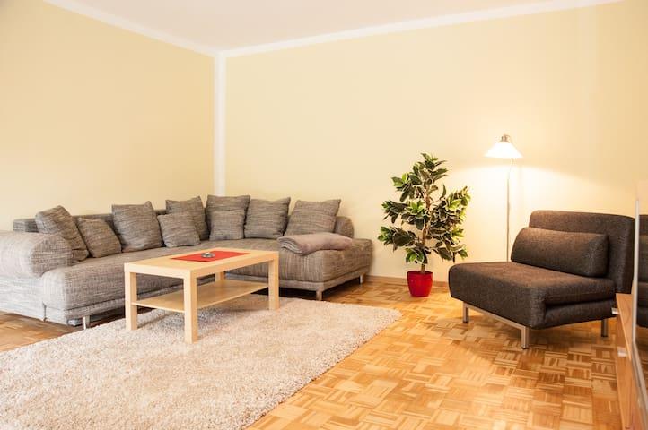 Elbe Apartement in Glueckstadt - Glückstadt - Apartamento