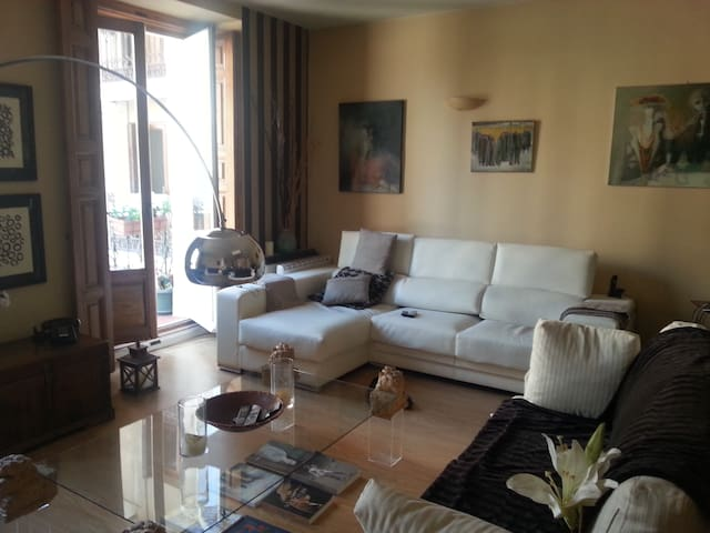 Rent room in the heart of Madrid - Madrid - Apartment