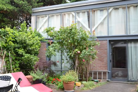 large studio in Paris region - Montreuil - Bed & Breakfast
