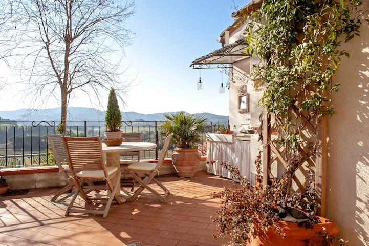 La Piantatina Holidays Tuscany M