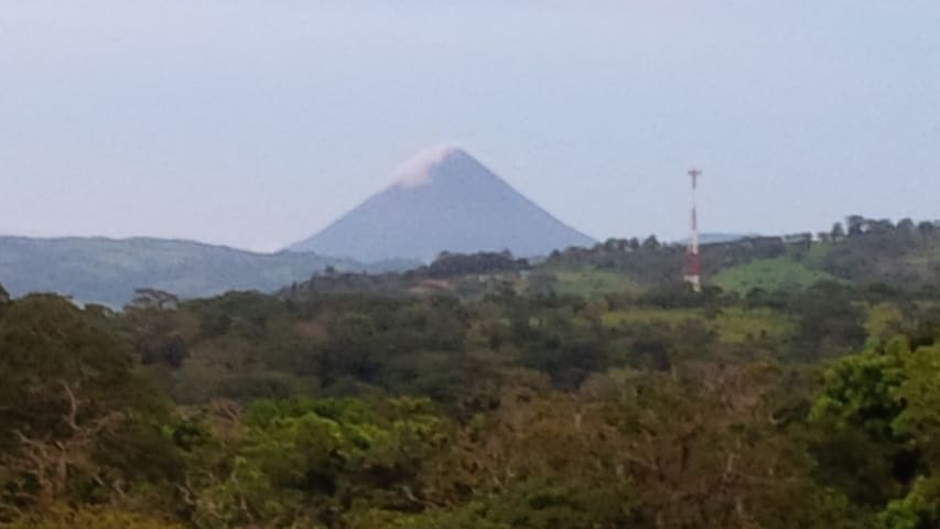 Volcano Arenal view