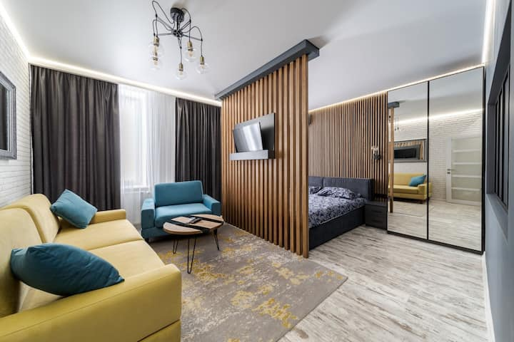 VIP apartments in the heart of Lviv