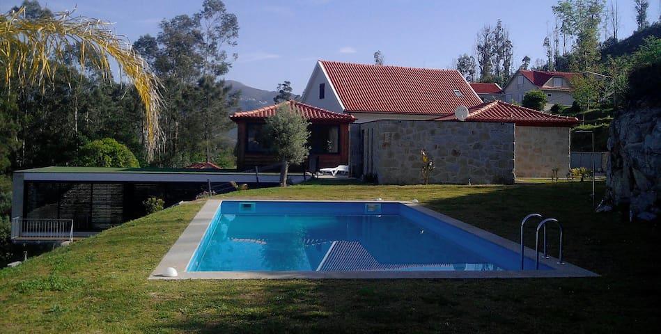Casa da Bouça - Barrozinha - Viana do Castelo - Hus