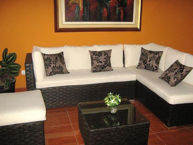 Lima. Apartments Los cedros Peru.