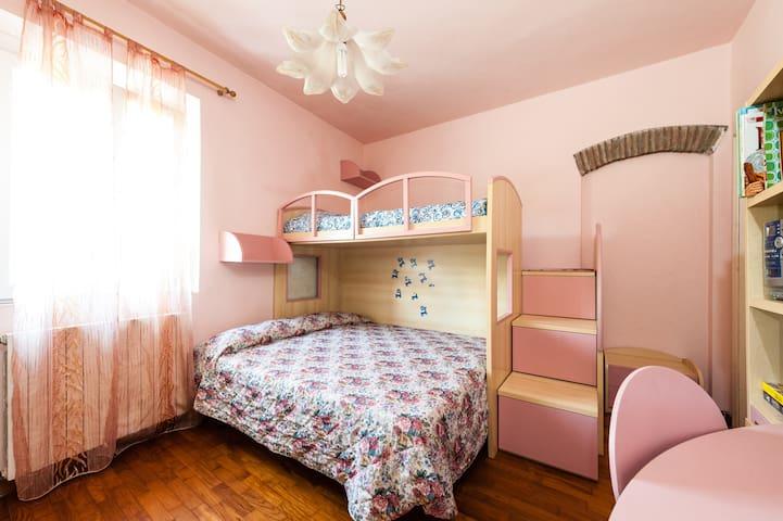 Triple room in Bed & Breakfast Pisa - Pisa - Oda + Kahvaltı