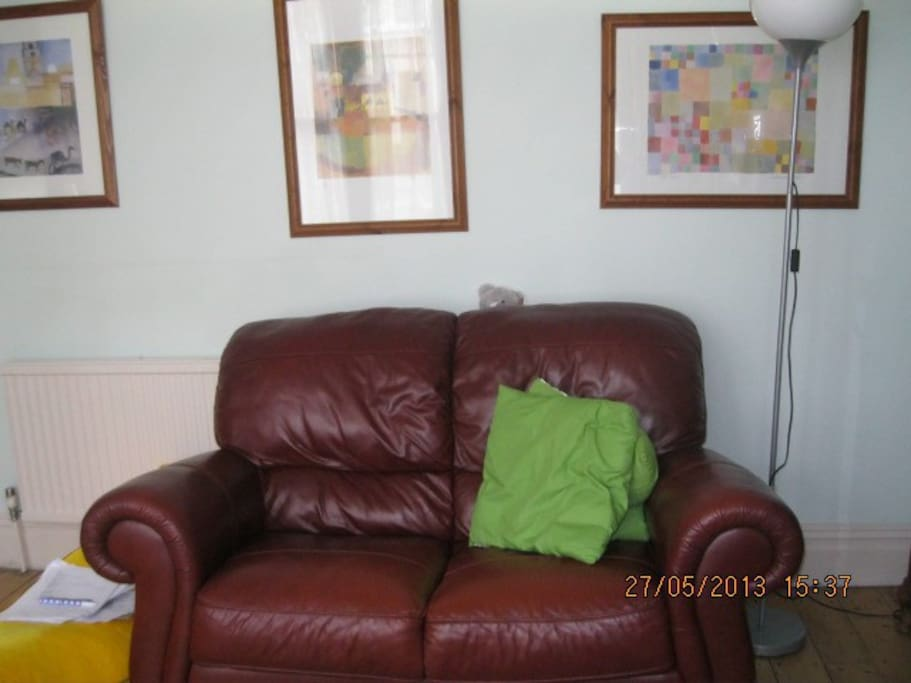 Another sofa in the living room