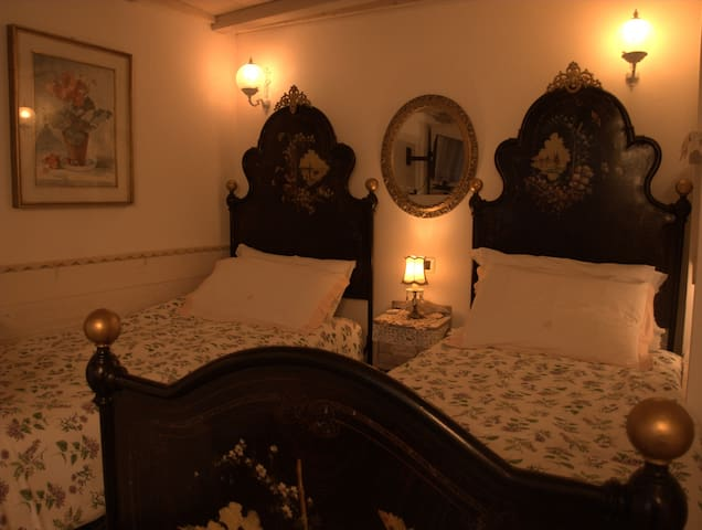 Il Calderone Guest House - Camera Doppia - Province of Imperia - Bed & Breakfast
