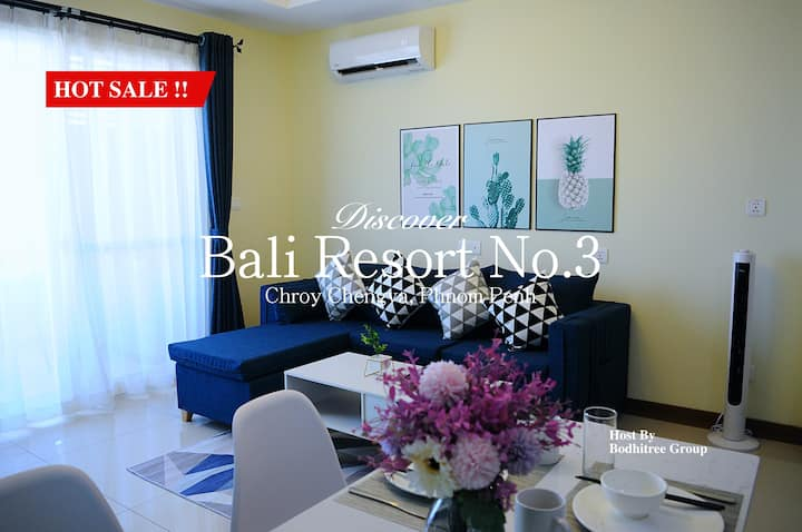 13A10_BigApartment/1BR/Grand View/NiceGym and Pool