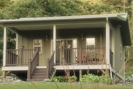 The River Otter Suite: Cottage In The CA Redwoods - Trinidad - Zomerhuis/Cottage