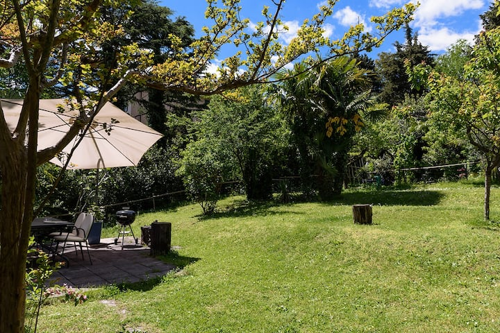 The Little Garden House