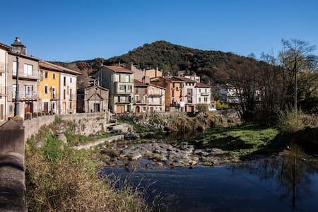 Can Mau - Sant Feliu de Pallerols - Haus