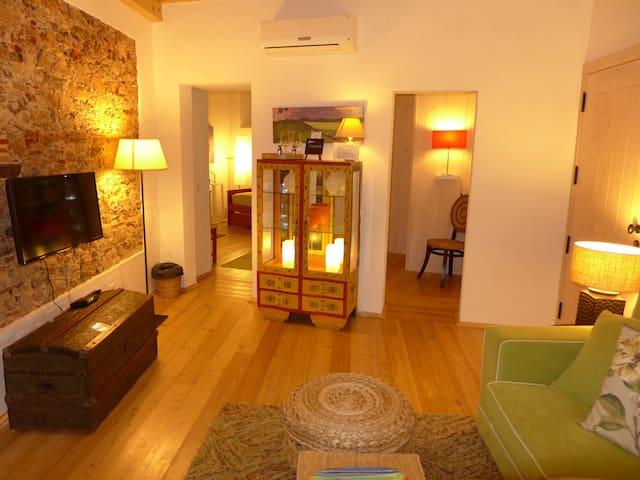 Casa da Rua Nova - Piso 1 | Castelo de Vide - Castelo de Vide - Wohnung