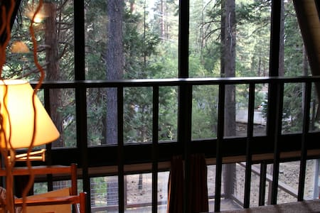 Charming Mid-Century Tahoe Home - Incline Village - House