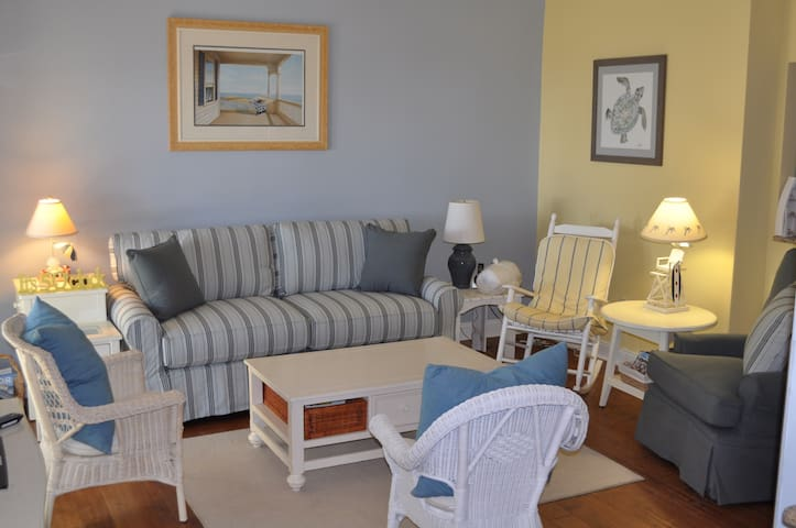 Charming 2BD Sea Pines Beach Condo - Hilton Head Island - Apartment