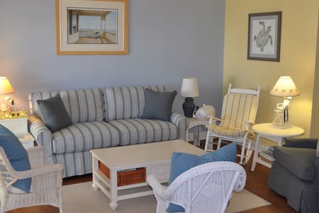 Charming 2BD Sea Pines Beach Condo - Hilton Head Island - Departamento