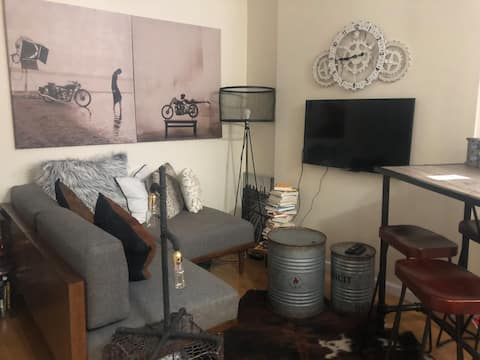 Stylish East Village One Bedroom Apartment