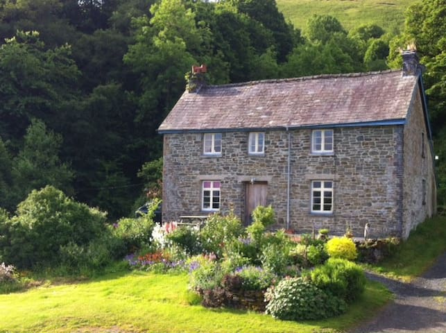 Beautiful Cottage, Welsh Hill Farm - Powys - Huis