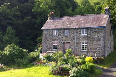 Beautiful Cottage, Welsh Hill Farm - Powys - บ้าน