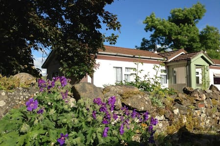 Bungalow on Farm,In Beautiful Wales - Hundred House - บ้าน