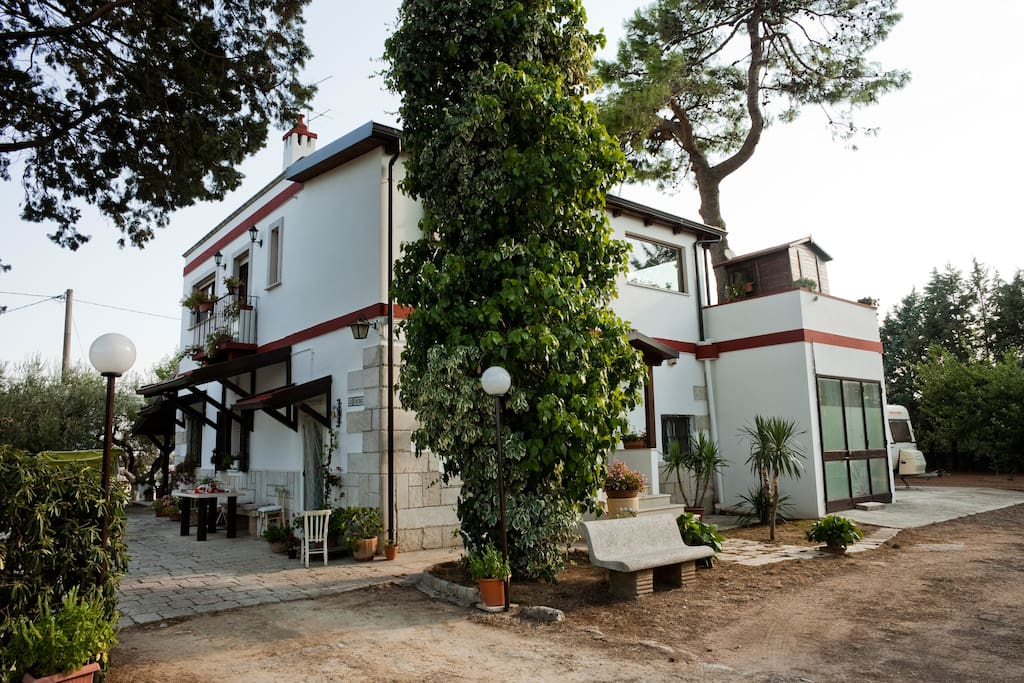 Intera Villa, la Tufarella è al primo piano