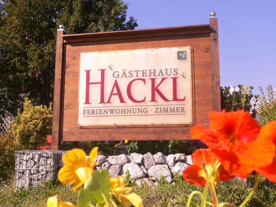 ***Gästehaus Hackl Sautens/Ötztal