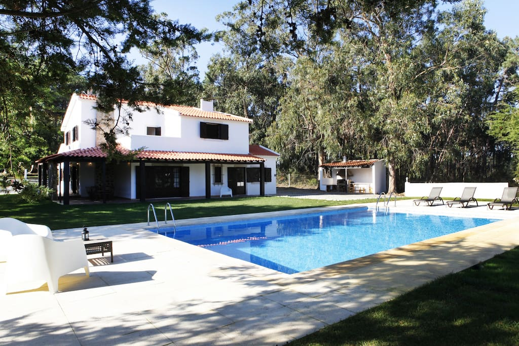 S o juli o beach retreat casas de campo en alquiler en - Casa rural sintra ...