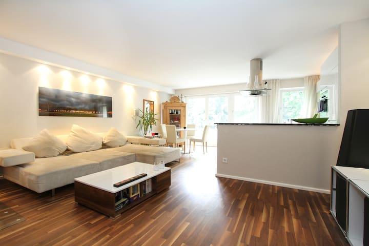 Zentral gelegene Wohnung - Sendling - München