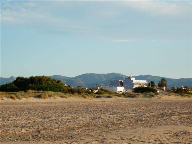 Ven a descansar junto a la playa