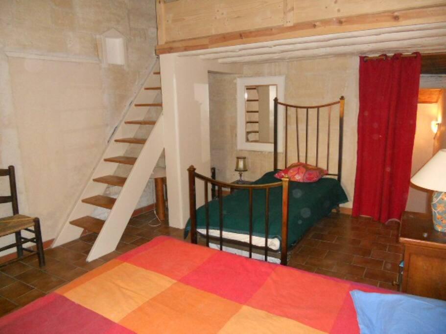 Chambre du 2ème étage