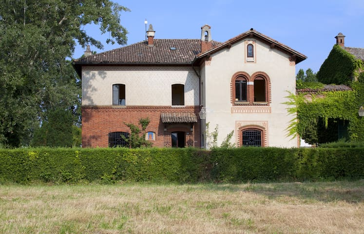Villa Marchesina  - Voghera - Villa