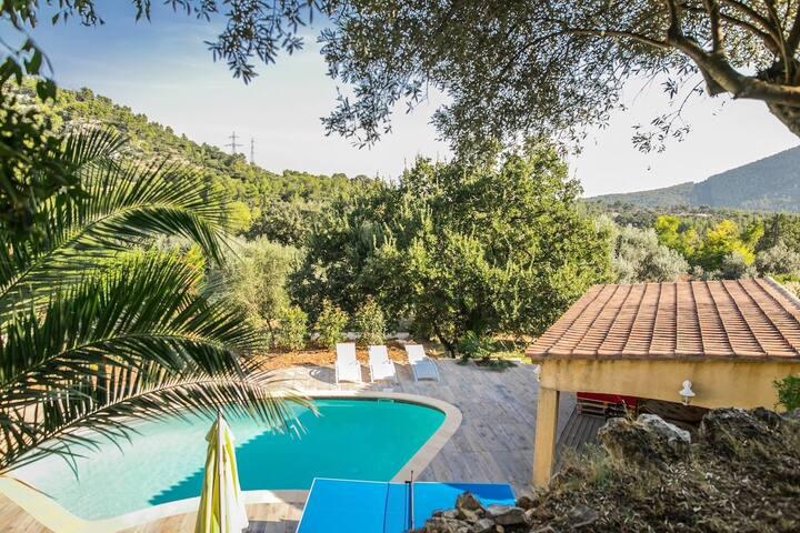 Week-end ZEN,  massage OFFERT villa proche Toulon
