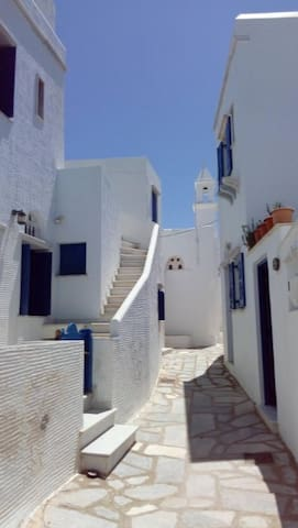 Traditional House Pyrgos.