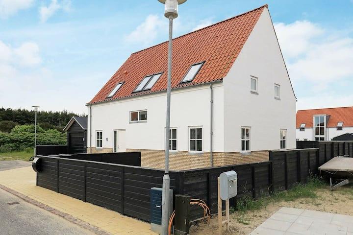 Luxurious Holiday Home in Løkke near Sea
