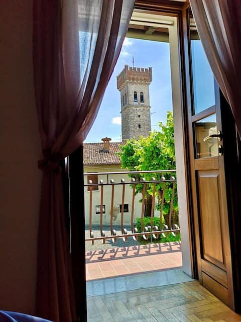 Casa Brunella, relax nell'antico borgo