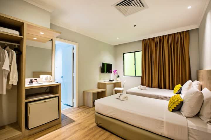 Wira Hotel Kuala Lumpur