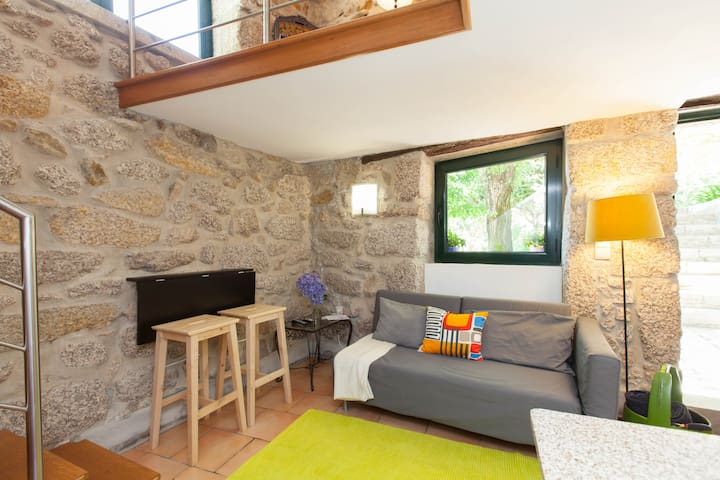 Casa de Sestelo, Espadeiro Cottage - Cabeceiras de Basto Municipality - Hus