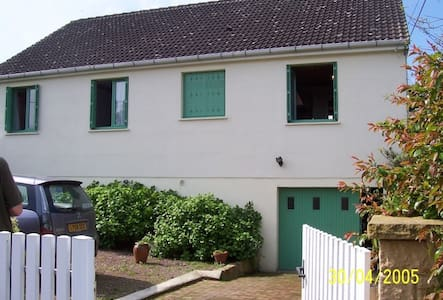 HOUSE IN COIGNY - NR D-DAY BEACHES - Coigny