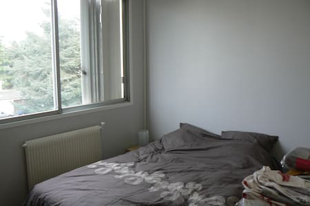 Room with double bed close RER - Gagny - Apartment
