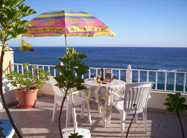 CASA DO CAIS - SEA VIEW,BBQ,TERRACE - Calheta - Pis