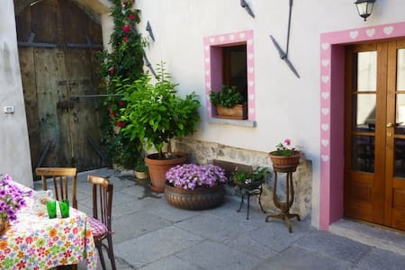 slow travel BNB near Varenna - Abbadia Lariana